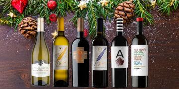 Zestawy z winem